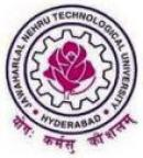 Jawaharlal Nehru Technological University, Engineering Common Entrance Test, ECET � 2018