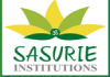 Sasurie Academy of Engineering (SAE), Admission Notification 2018