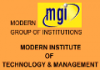 Modern Institute of Technology and Management (MITM), Admission 2018